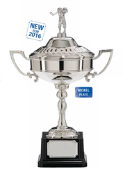 GOLF Nickel Plated Cup